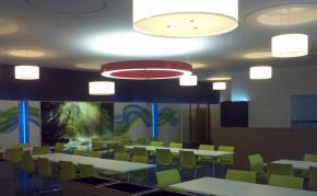 Cafeteria der Lichtenauer Mineralquellen GmbH