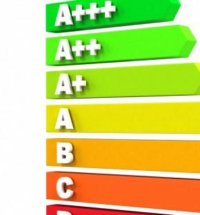Energieeffizenzkennzeichnung unserer Leuchten