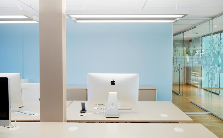 Idee Design Licht Gmbh büros der maxxprint gmbh leipzig idee design licht