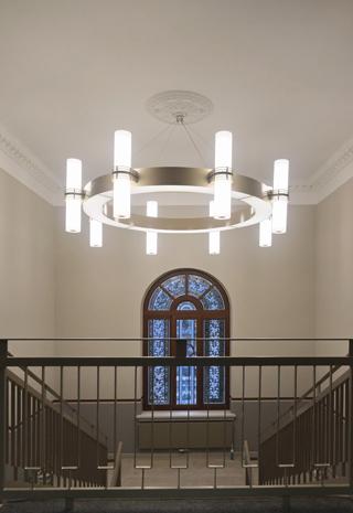 beleuchtungskonzept f r einen eingangsbereich frankenberg sachsen idee design licht. Black Bedroom Furniture Sets. Home Design Ideas